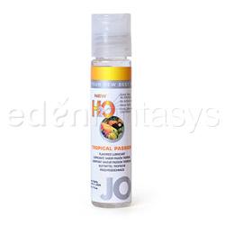 JO H2O flavored lubricant 1oz
