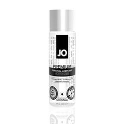 JO premium lubricant - silicone based lube