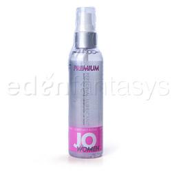 JO for women premium lubricant - silicone based lube