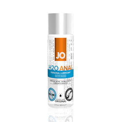 JO H2O anal lubricant