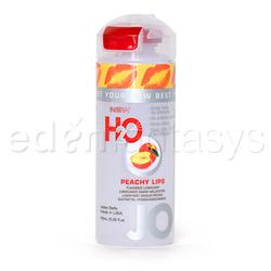 JO H2O flavored lubricant