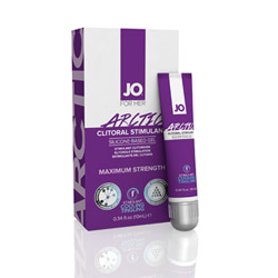 Clitoral gel - JO clitoral gel arctic - view #2