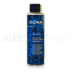 Dona arousing herbal bath essence - bath oil