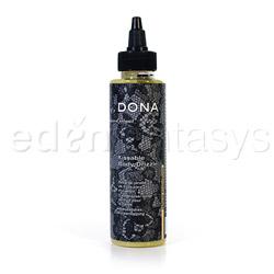 Dona kissable body drizzle - edible paint