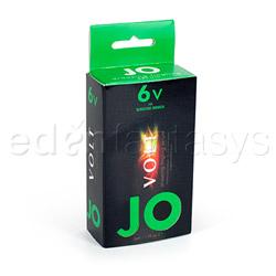 JO 6v volt - clitoral gel