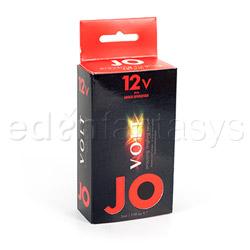 JO 12v volt - clitoral gel
