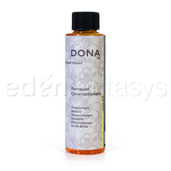 Dona sensual chromotherapy bath treatment - bath oil
