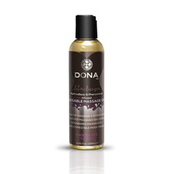 Oil - Dona kissable massage oil - view #1