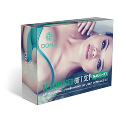 Massage oil kit - Dona be romanced gift set - view #2
