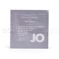 Lubricant - JO for women premium lubricant - view #1