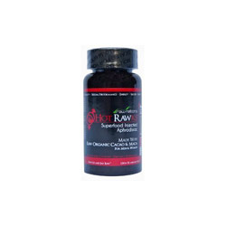 Hot rawks aphrodisiac supplement