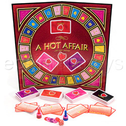 juego de adulto - A hot affair - view #1