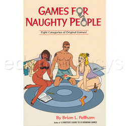 Games for naughty people - adult game