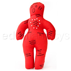 Bad boyfriend voodoo doll