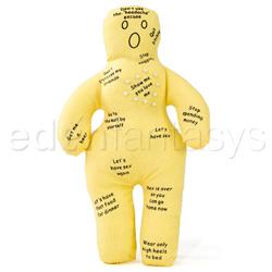Bad girlfriend voodoo doll - Gags
