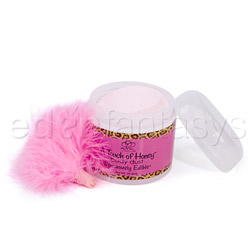 A touch of honey body dust - edible treats