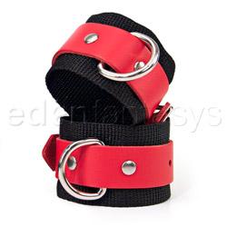 Wrist kink cuffs - wrist cuffs