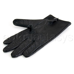 Gloves - Leather vampire gloves - view #3