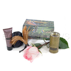 Love essentials kit - sensual kit