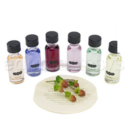 Six scents kit - aceite