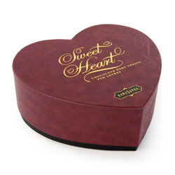 Sensual kit - Sweet Heart chocolate box - view #6