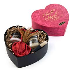 Edible paint - Sweet Heart strawberry box - view #5