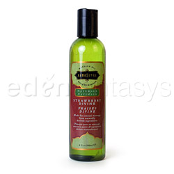 Naturals massage oil