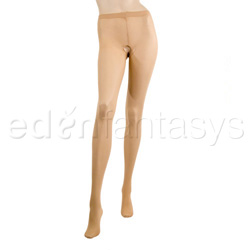 Crotchless pantyhose - hosiery