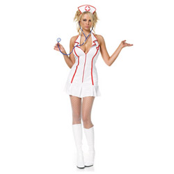 Head nurse costume