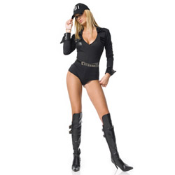 FBI costume