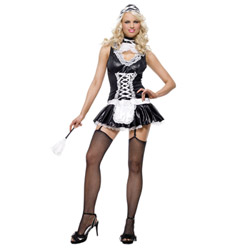Naughty maid - costume