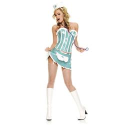 Nurse scrubs costume