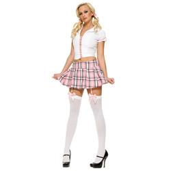 Pinky private school girl - costume