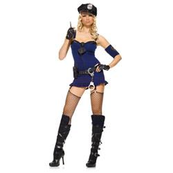 Corrupt cop costume