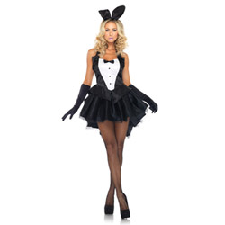 Tux and tails bunny - costume