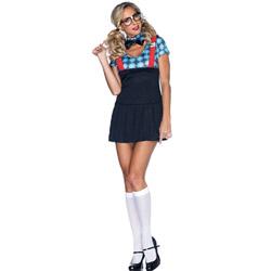 Naughty nerd - sexy costume