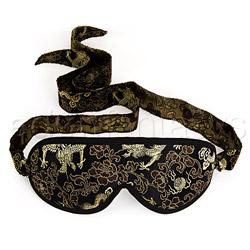 Silk sashay blindfold