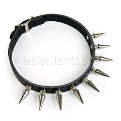 Big spikey collar - collar