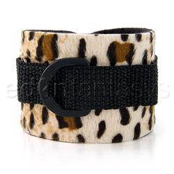 Wrist cuffs - Cheetah cuffs - view #3