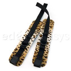 Wrist cuffs - Cheetah cuffs - view #5