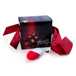 Vibrator kit  - Siri and Intima holiday gift set - view #1