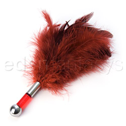 Tantra feather teaser - feather tickler