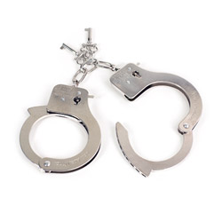 Fifty Shades of Grey You are mine - police style handcuffs