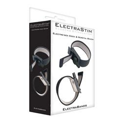 E-stim cock ring - ElectraStim uni-polar bands - view #3