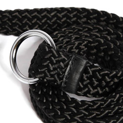 Wrist and ankle cuffs  - Silky restraint set - view #3