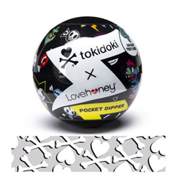 Tokidoki textured pleasure cup