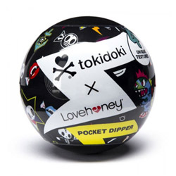 Pocket pussy - Tokidoki textured pleasure cup - view #5