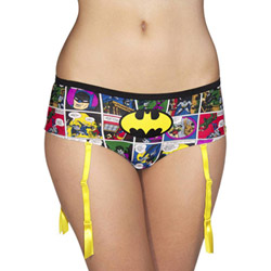 DC dark batman shorts