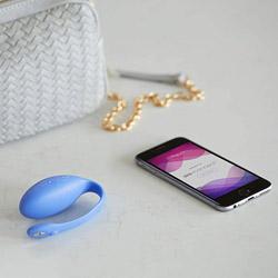 C-shape vibrator for couples - We-Vibe Jive - view #2
