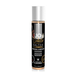 JO salted caramel lubricant